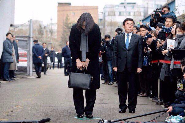 дочь корейского миллиардера
