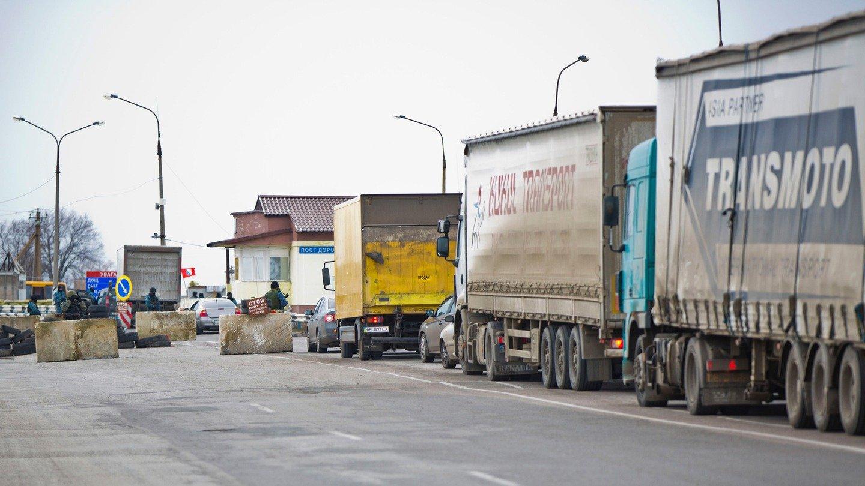 блокада транзитов со стороны России
