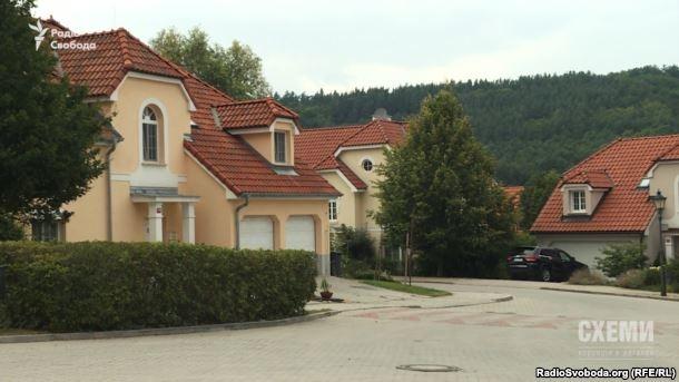 особняк в чехии