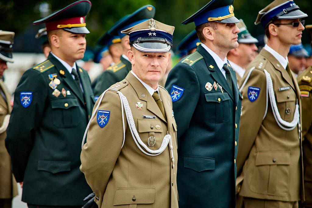 У Любліні відзначили «День народження» Литовсько-Польсько-Української бригади .