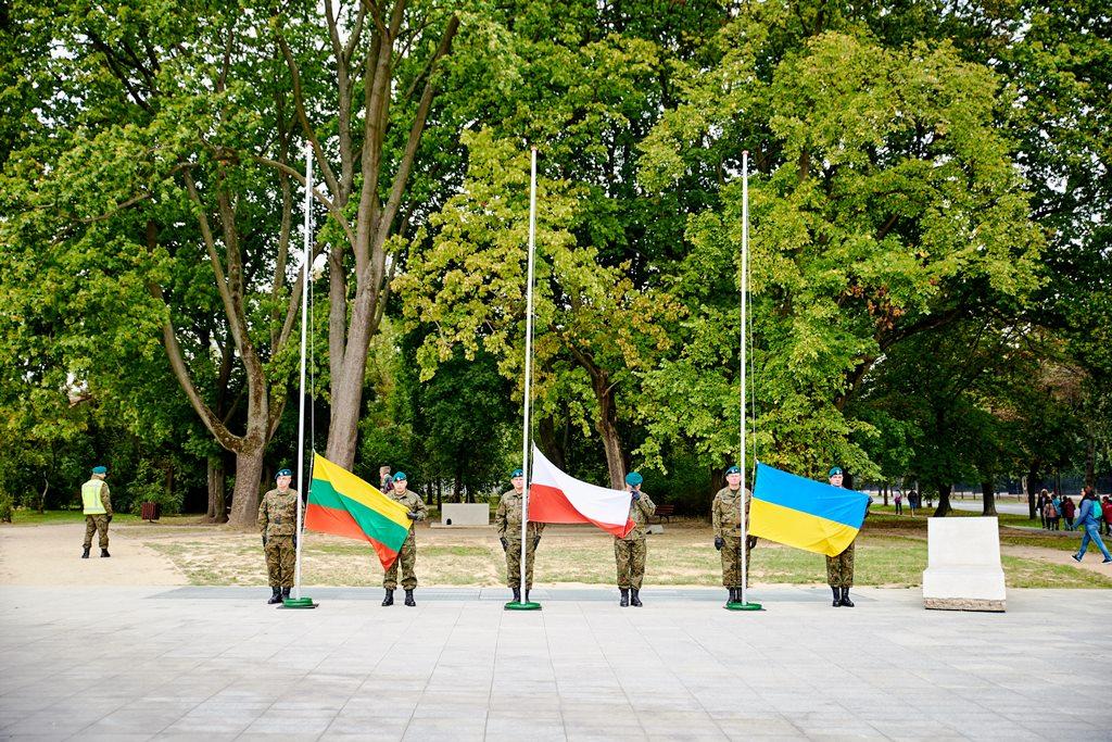 У Любліні відзначили «День народження» Литовсько-Польсько-Української бригади )
