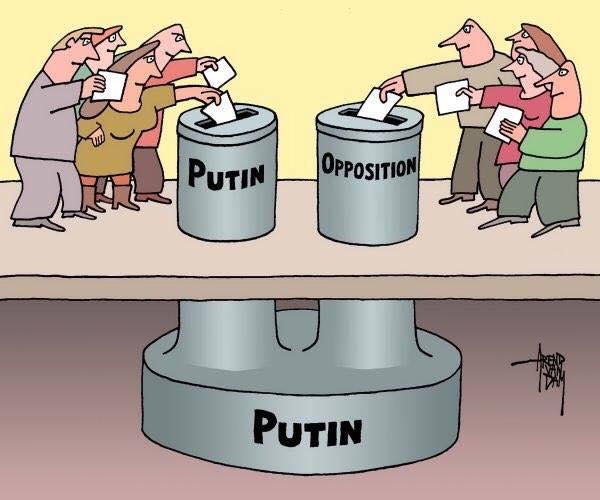 Только общий решительный бойкот незаконных выборов с включением Крыма!