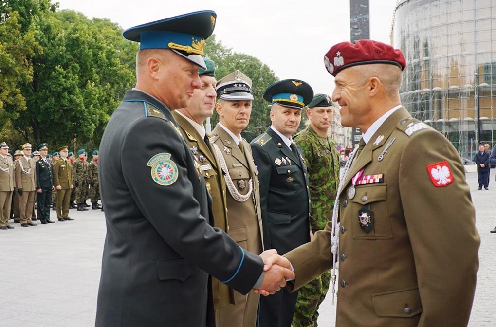 У Любліні відзначили «День народження» Литовсько-Польсько-Української бригади