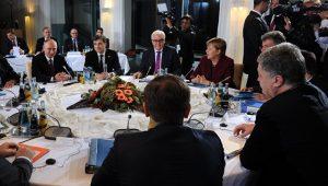 Участники переговоров Нормандского формата приоткрыли тайну, что на самом деле происходило на переговорах в Берлине .
