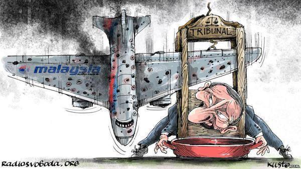 Гаага догоняет Путина