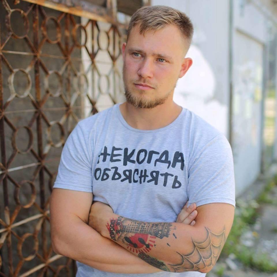 Пропал Илья Богданов
