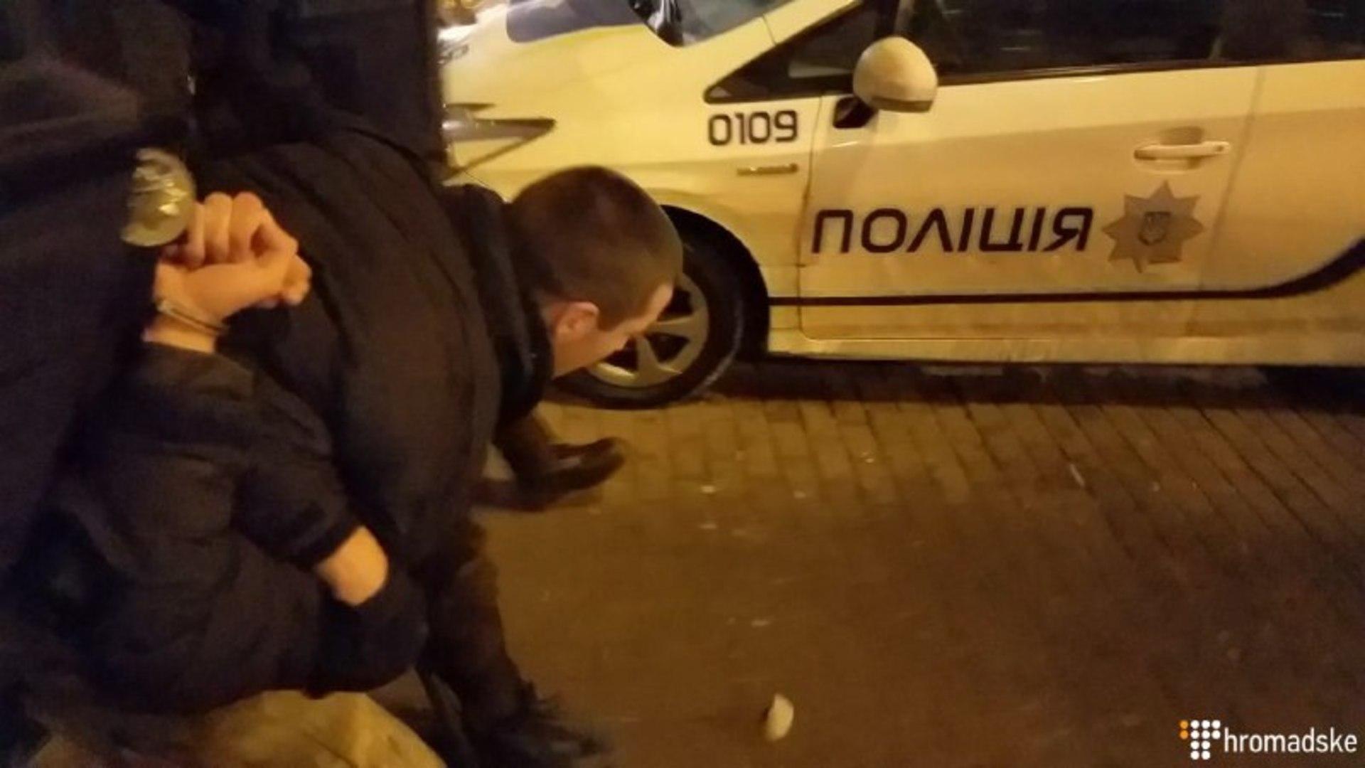 Через концерт «Потапа і Насті» в Києві  поліція знов побила