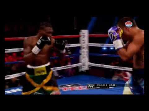 Український боксер Ломаченко переміг ямайця Уолтерса (відео)