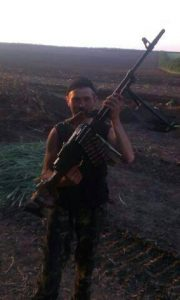 Умер от ран солдат Александр Бачинский, осиротели 5 детей. ФОТО