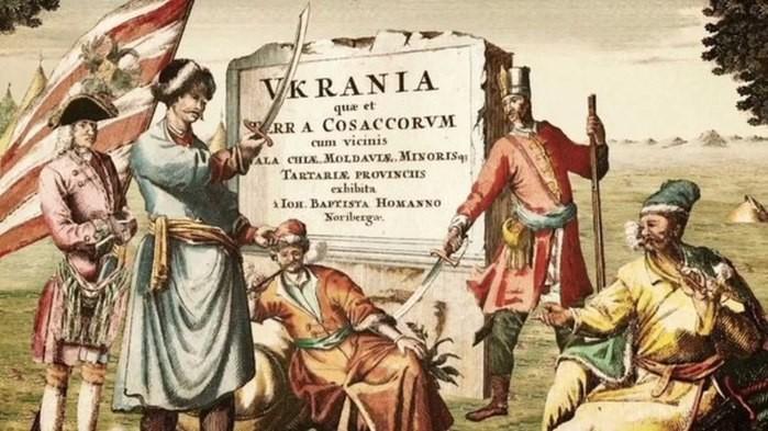 Для тех кто кричит, что Украину придумал ленин…..поширюйте це! Хай всі знають! Слава Україні!