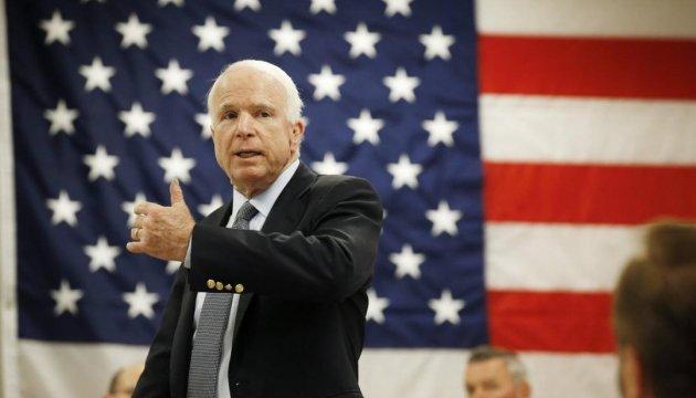 Джон Маккейн снова прошел в Сенат