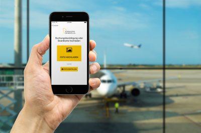 WirkaufendeinenFlug.de bringt App auf den Markt