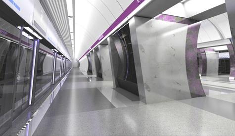 метро 1