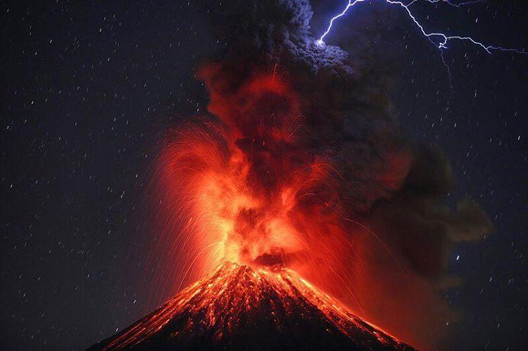 виверження