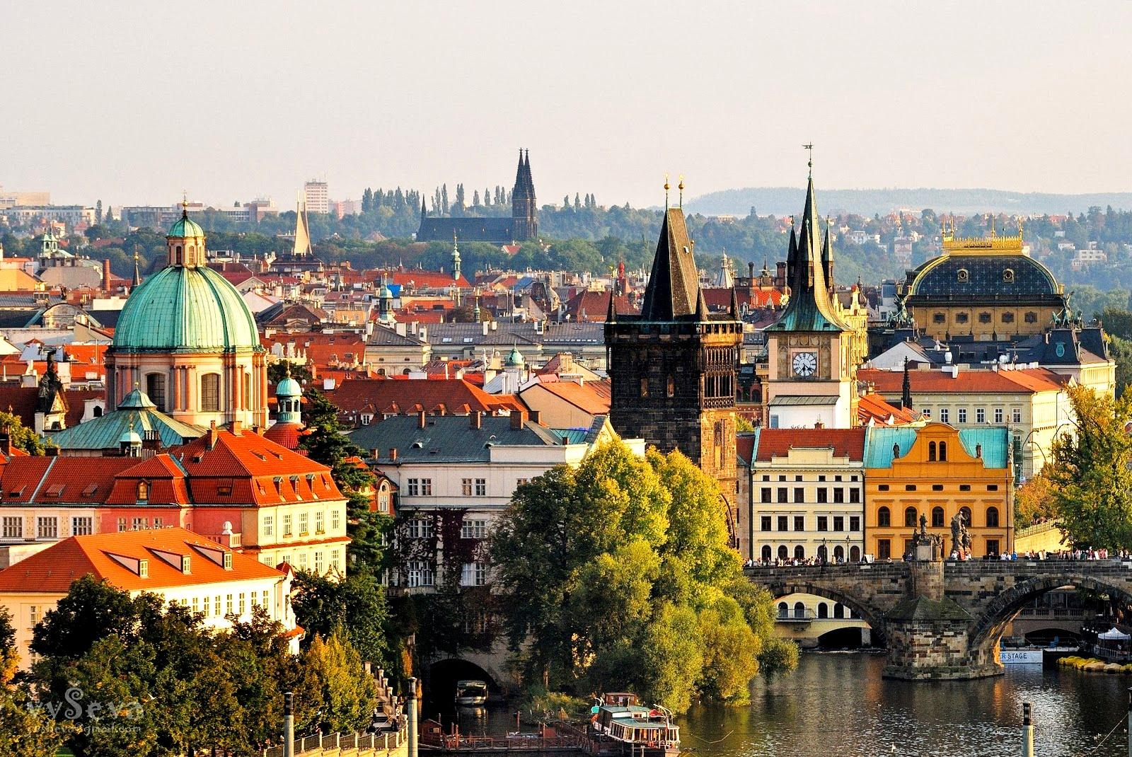 Praga-CHehiya
