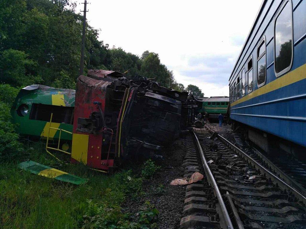 поезд тит