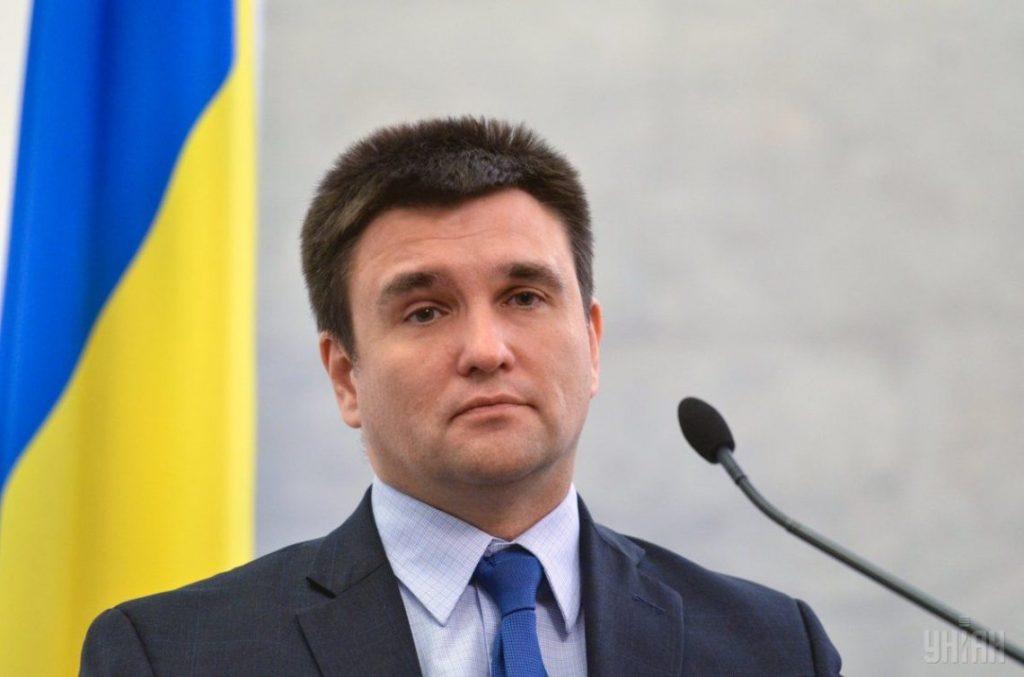Климкин: Донбасс России не нужен