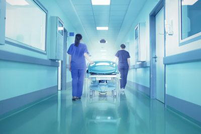госпитализация.