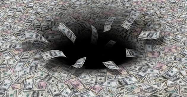 Дефицит государственного бюджета Украины по итогам первого полугодия  составил 9 6676b050ff519